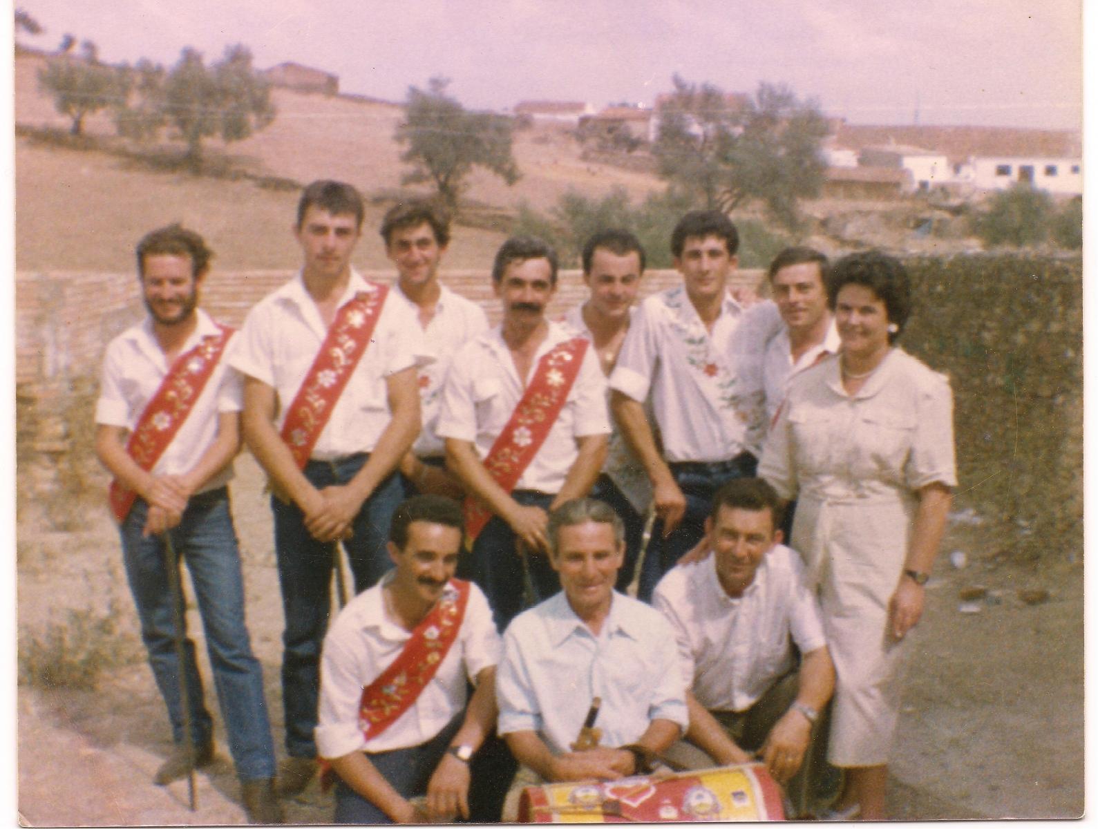 lanzaores año 1986/1987