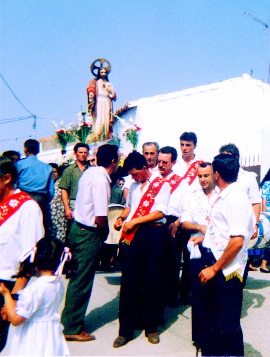 lanzaores con Pedro Valladares