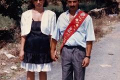 Mayordomo año 1987