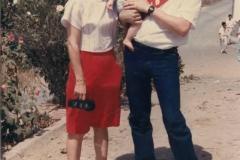 Mayordomo año 1988