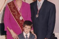 Mayordomo año 1999