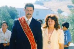 Mayordomo año 1996
