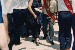 Mayordomo año 2001
