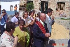 Mayordomo año 2004