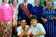 Mayordomo año 1990