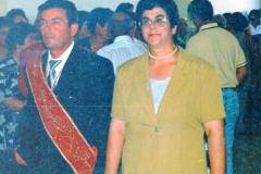 Mayordomo año  1998