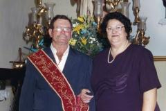 Mayordomo año 2000