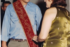 Mayordomo año 2002