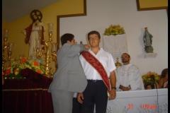 Mayordomo año 2005