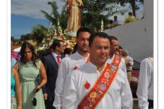 Mayordomo año 2012